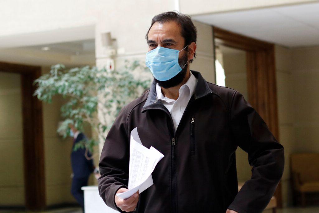Hugo Gutiérrez se presentó ante la Justicia: Logró frenar orden de detención en su contra