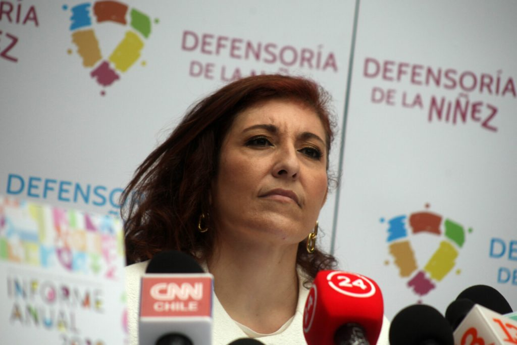 """Muñoz responde a La Tercera: """"No tengo intención de participar de ninguna elección popular"""""""