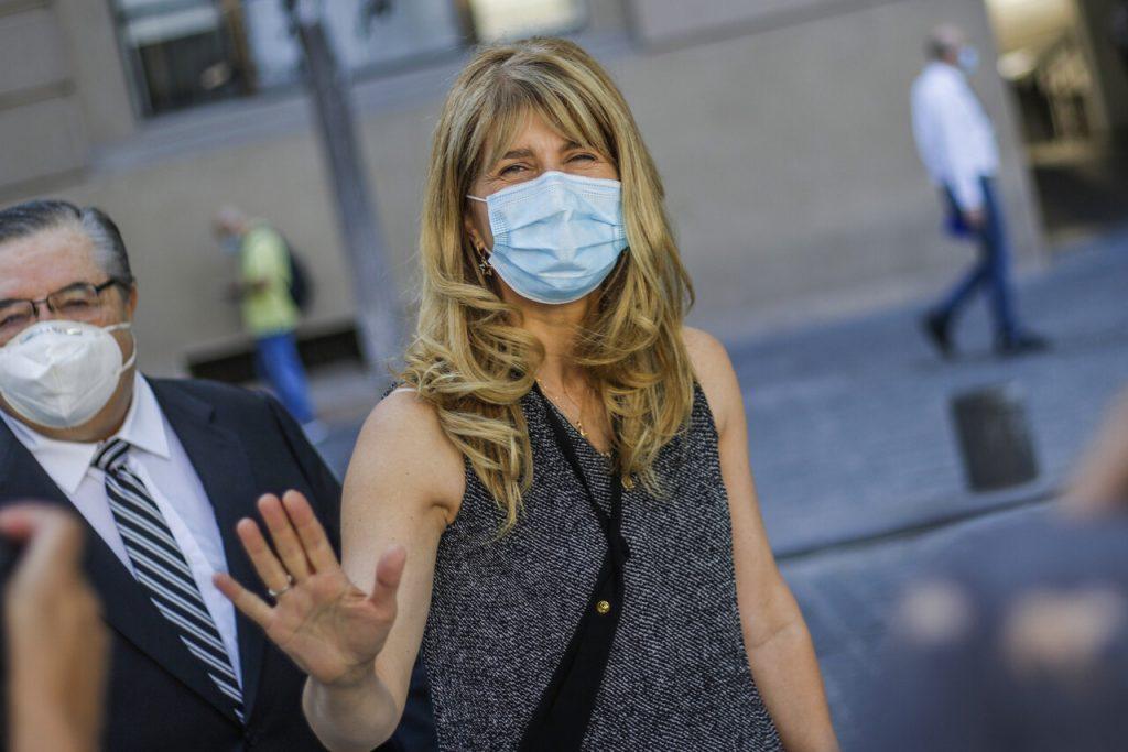 Ximena Rincón se impone en las primarias presidenciales de la Democracia Cristiana
