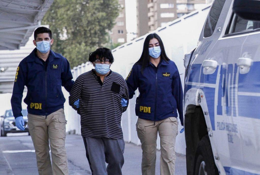 Intentó resistirse con un cuchillo: PDI entrega detalles de detención de acusado del femicidio de María Isabel Pavez