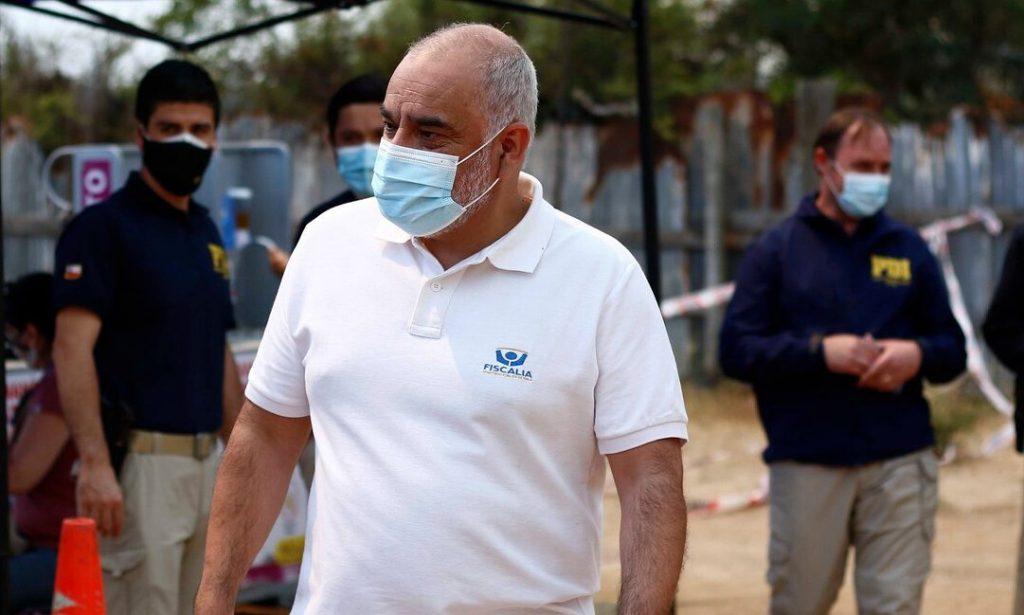 Quilpué: Fiscal Carlos Parra declaró que los primeros focos del incendio ya fueron localizados
