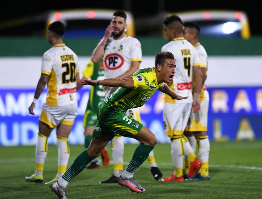 Coquimbo Unido cayó 4-2 ante Defensa y Justicia y se queda sin final de la Copa Sudamericana