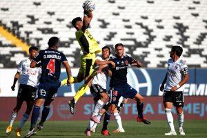 Colo Colo y la U. de Chile no se hicieron daño en un amargo superclásico en el Monumental