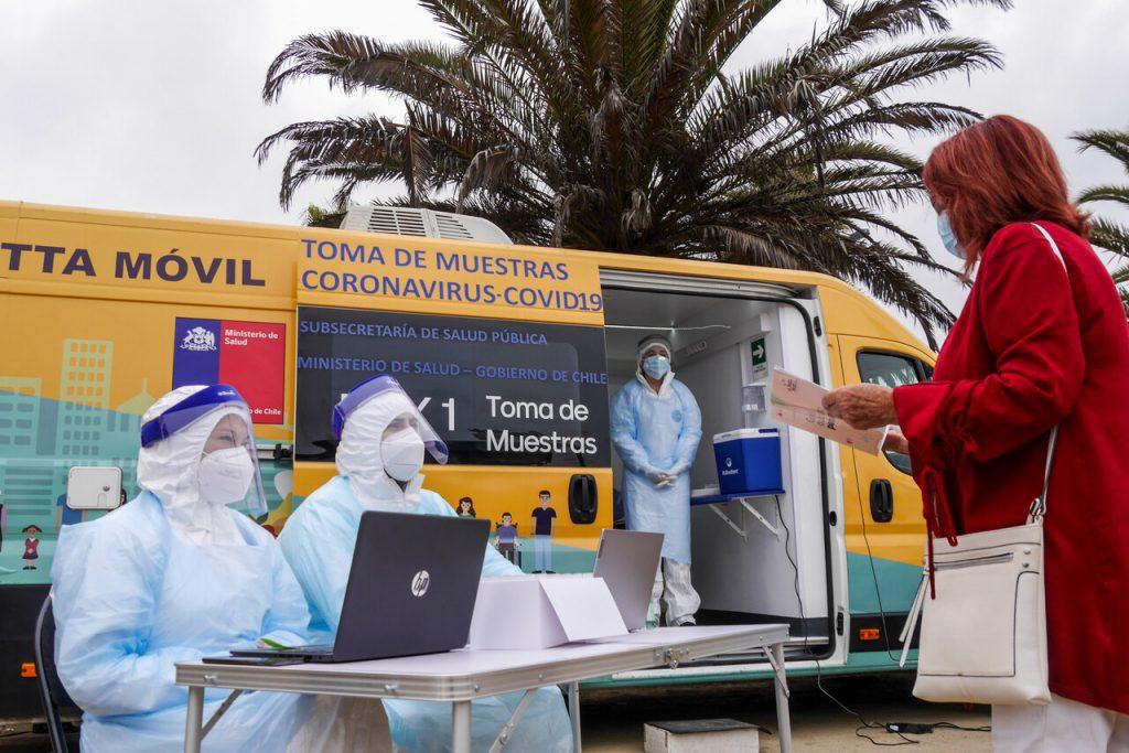 Se mantienen las altas cifras: Minsal informa 4.550 nuevos casos de COVID-19 en las últimas 24 horas