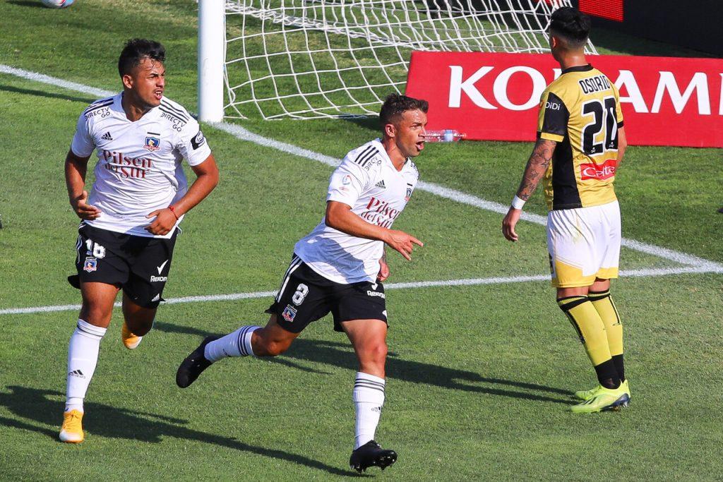 Colo Colo derrota en los descuentos a Coquimbo y escapa del fondo de la tabla
