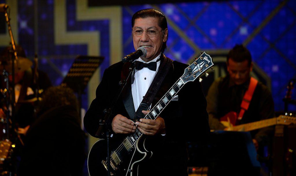 Luto en la música chilena: Fallece Mario Gutiérrez, fundador de Los Ángeles Negros