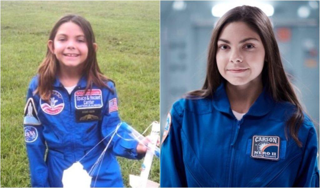 """Alyssa Carson, la joven que lleva una década preparándose para ir a Marte y participó del Congreso Futuro: """"Si la única opción es ir y no volver, igual querría ir"""""""