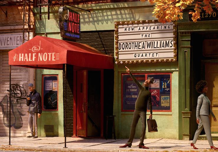 CRÍTICA  «Soul»: Pixar se puso metafísica
