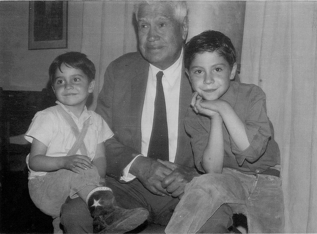Manuel Rojas más vivo que nunca a 100 años de su primera publicación
