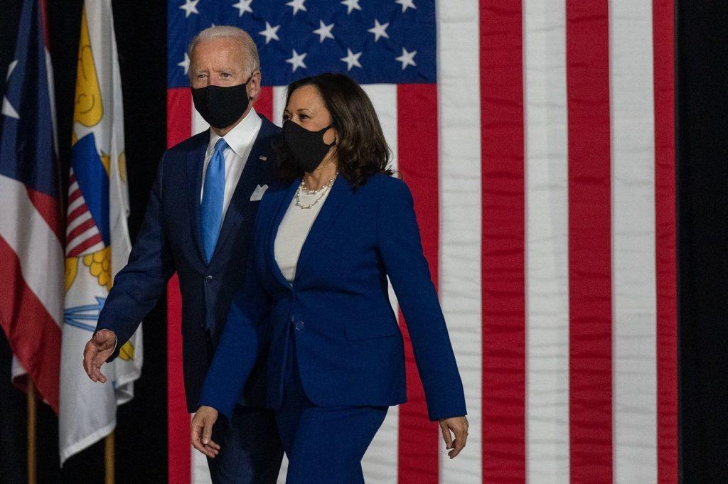Harris renuncia como senadora y Biden se concentra en ayudar a ONG a 48 horas de su investidura