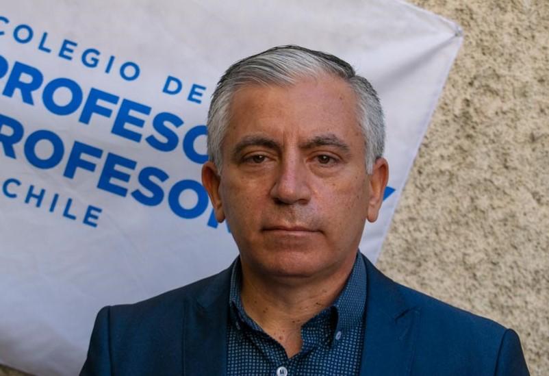 """Nuevo presidente de Colegio de Profesores tras reunión con Figueroa: """"Si no están las condiciones, no vamos a volver el 1 de marzo"""""""