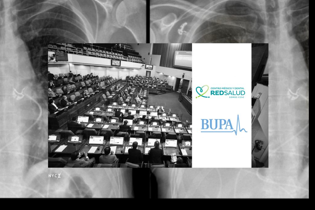 Exámenes médicos e información confidencial de parlamentarios y autoridades son expuestos debido a fallas de seguridad en RedSalud y Bupa