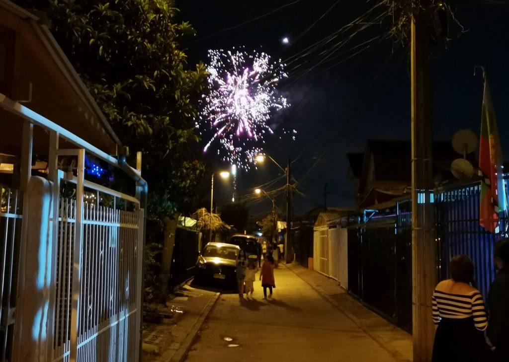 Nueva fiesta clandestina termina con 40 detenidos en Maipú