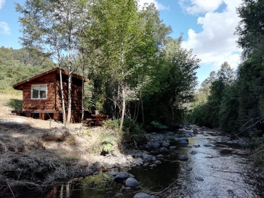 Villarrica: Comunidades indígenas presentan alegatos por proyecto de piscicultura emplazado en Reserva de la Biosfera Araucarias
