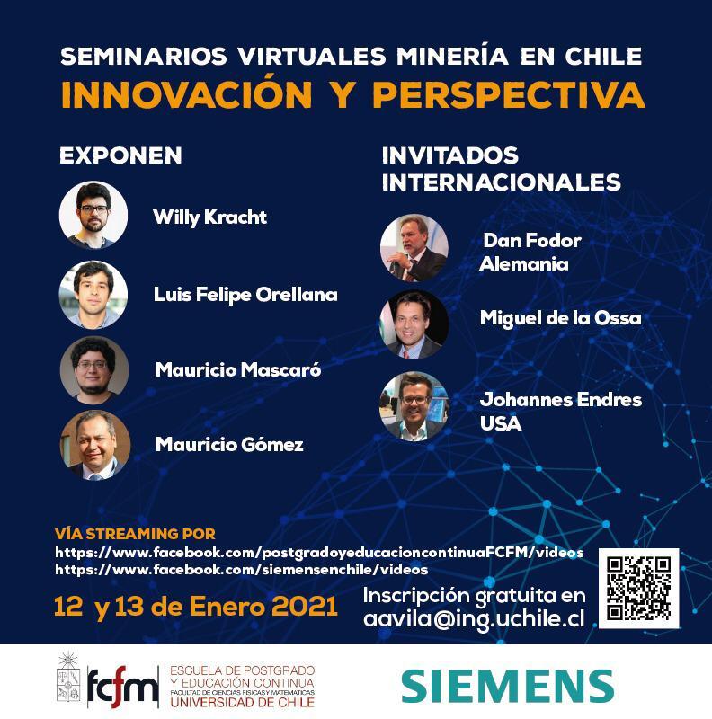 Digitalización y futuro de la minería en Chile
