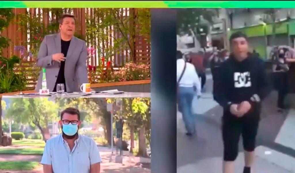 """""""¿Cómo puede ser que hayan dejado libre a Roberto Belmar?"""": El intenso reclamo de Julio César Rodríguez en TV"""