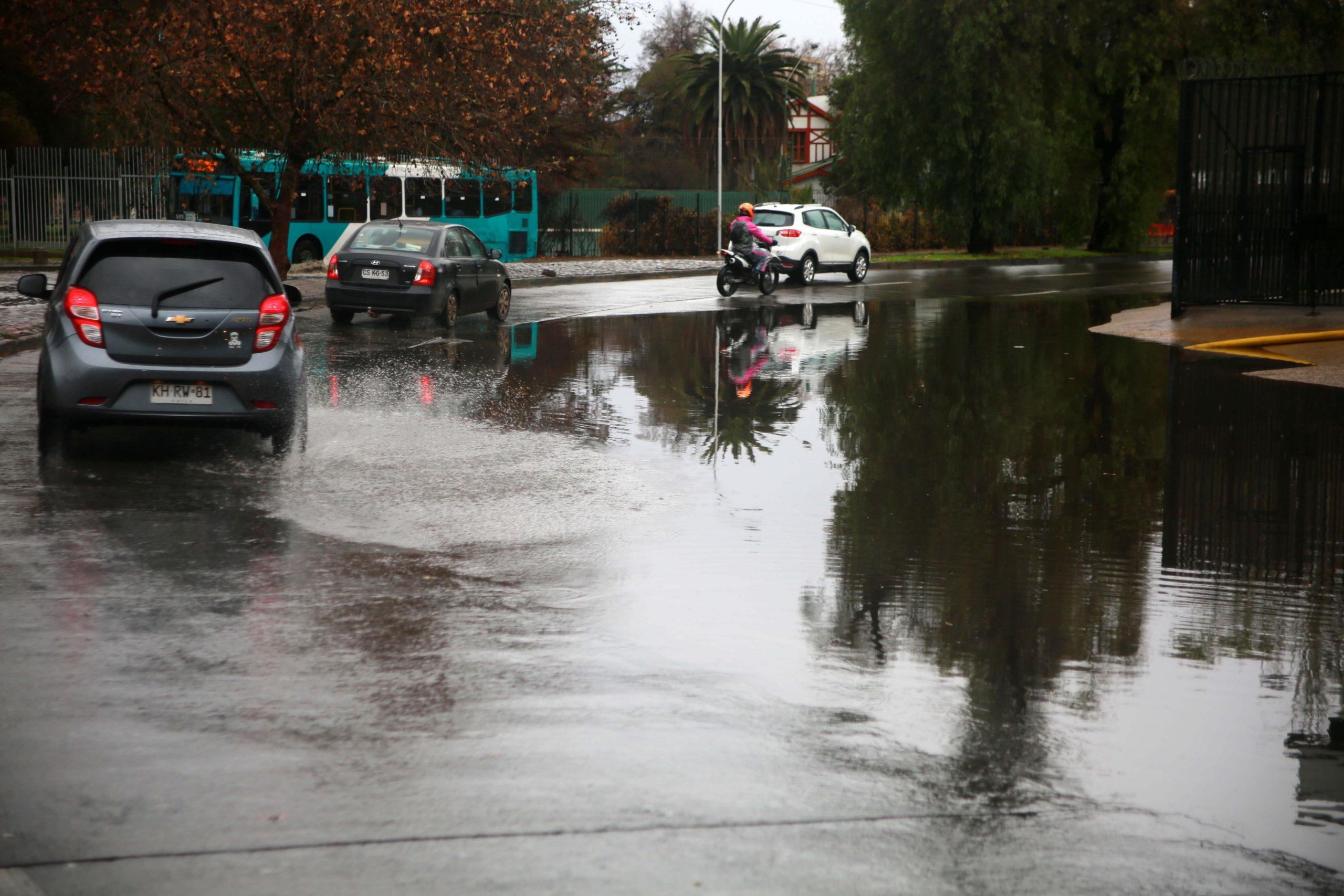 Pronóstico Del Tiempo En Santiago Hasta Cuándo Lloverá En La Capital