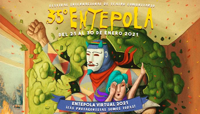 20 obras gratuitas ofrecerá el Festival Entepola 2021