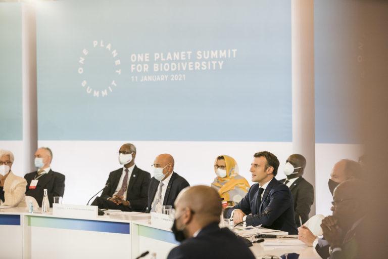Cumbre One Planet: Nuevas metas para proteger la biodiversidad hacia el 2030
