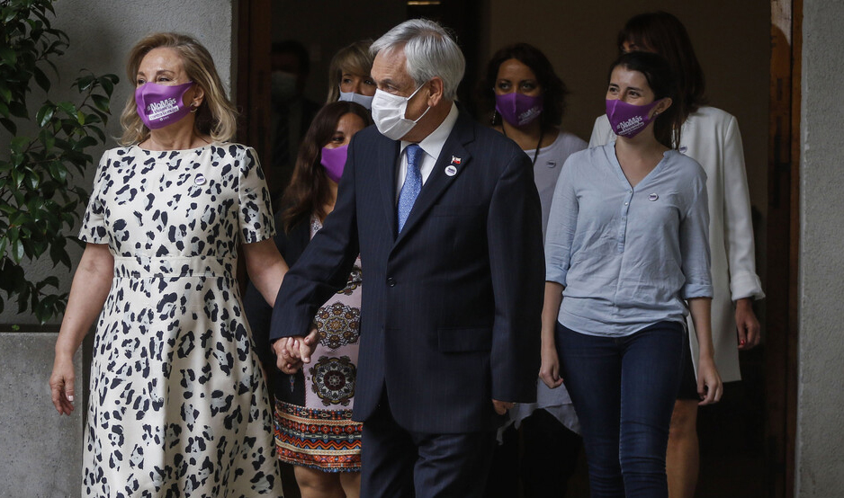 Sebastián Piñera y primera dama de Chile inician cuarentena preventiva