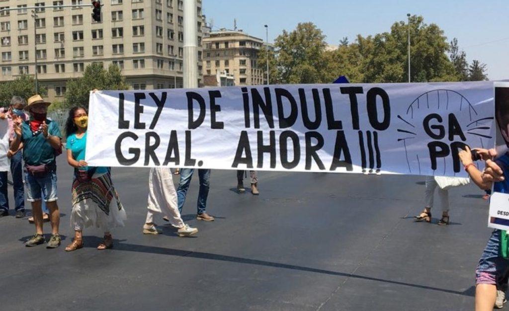 """""""Los chicos están pagando un precio muy alto"""": Asamblea, familiares y cercanos claman por liberación de los presos de la revuelta"""
