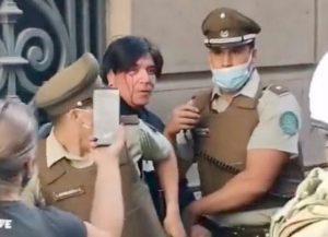 Roberto Belmar queda con reclusión domiciliaria nocturna tras ser condenado por lesionar a ocho personas