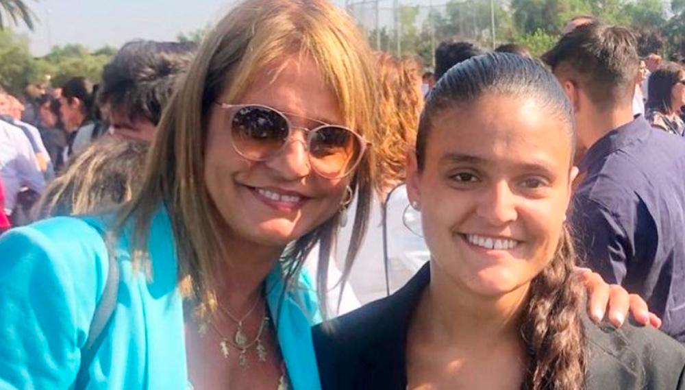 Hija de 25 años de Jaqueline Van Rysselberghe postulará para ser concejala de Concepción
