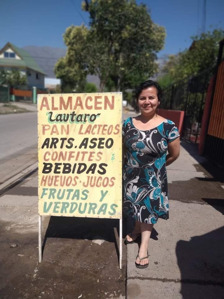 """Sonia Ulloa, comerciante y pobladora de Lo Hermida a la Constituyente: """"Hay que devolver las cosas fundamentales a nuestros territorios"""""""