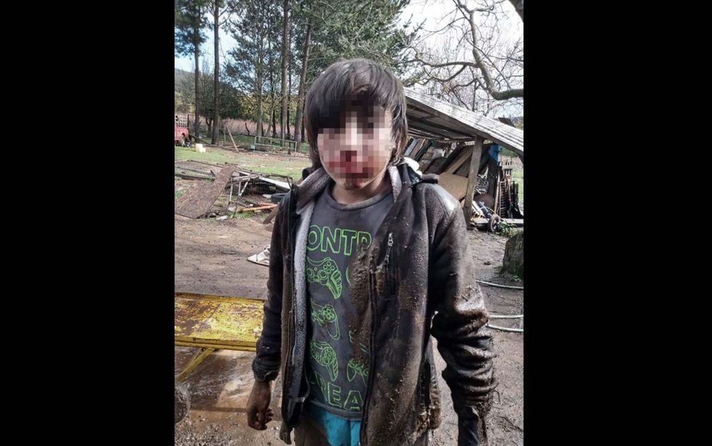 Otro caso de violencia de la PDI contra la infancia mapuche: Cuando un niño es agredido por defender a su madre werken