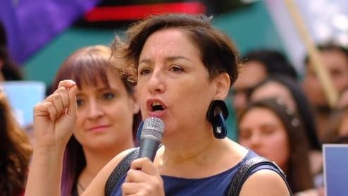 """Beatriz Sánchez y su nuevo rol en el FA: """"Quiero llevar el foco hacia la Convención Constitucional y no quedarme pegada en la presidencial"""""""