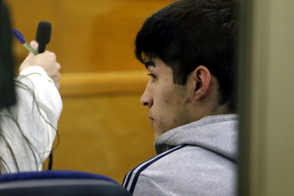 Condenan a 10 años de cárcel a Cristóbal Cabrera por el delito de robo con violencia