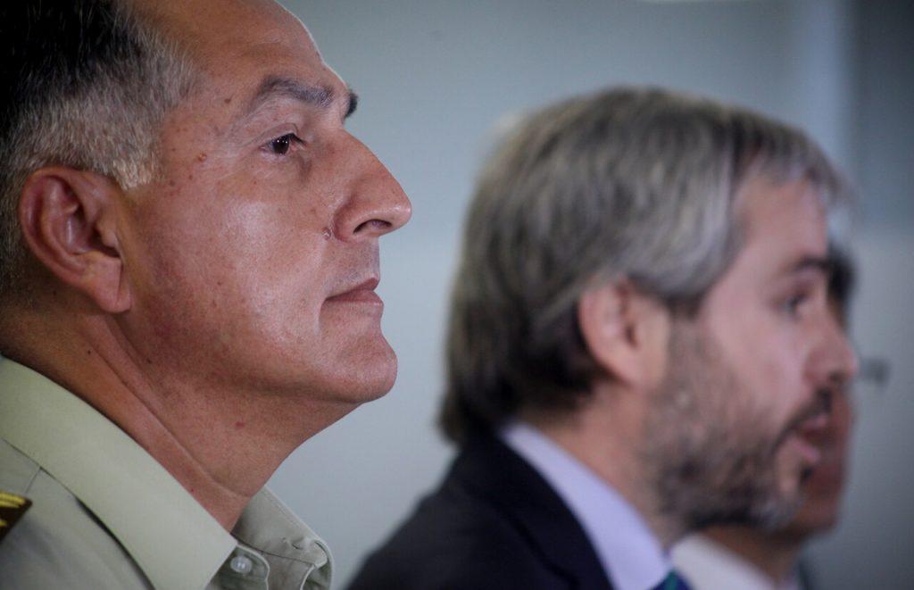 La versión que Mario Rozas envió a Blumel por caso de Fabiola Campillai: «Personal hizo uso gradual de elementos disuasivos»