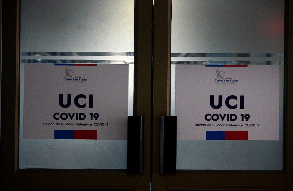 Chile supera los 800 mil contagios de Covid-19