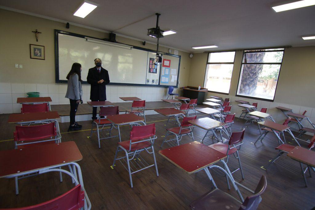 Vuelta al colegio: ¿Qué comunas no tendrán clases presenciales este lunes 1 de marzo?