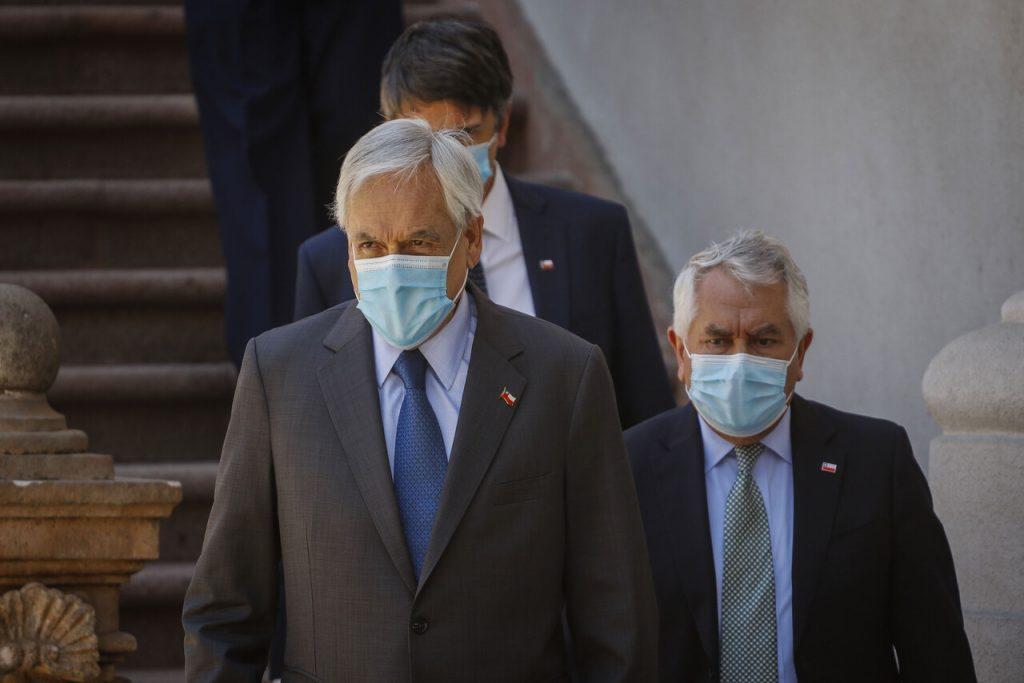Admiten querella contra Piñera, Paris, Mañalich y Zúñiga por presuntos delitos de corrupción en contratos de residencias sanitarias