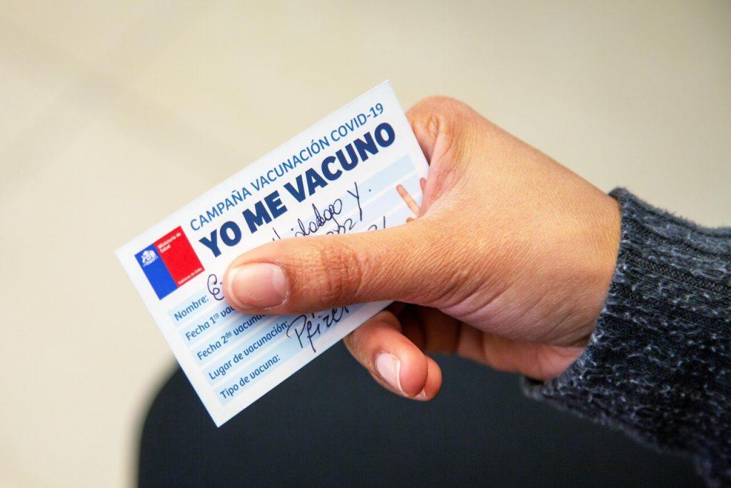 COVID-19: Subsecretaria Daza afirma que llegarán 4 millones de vacunas más a Chile