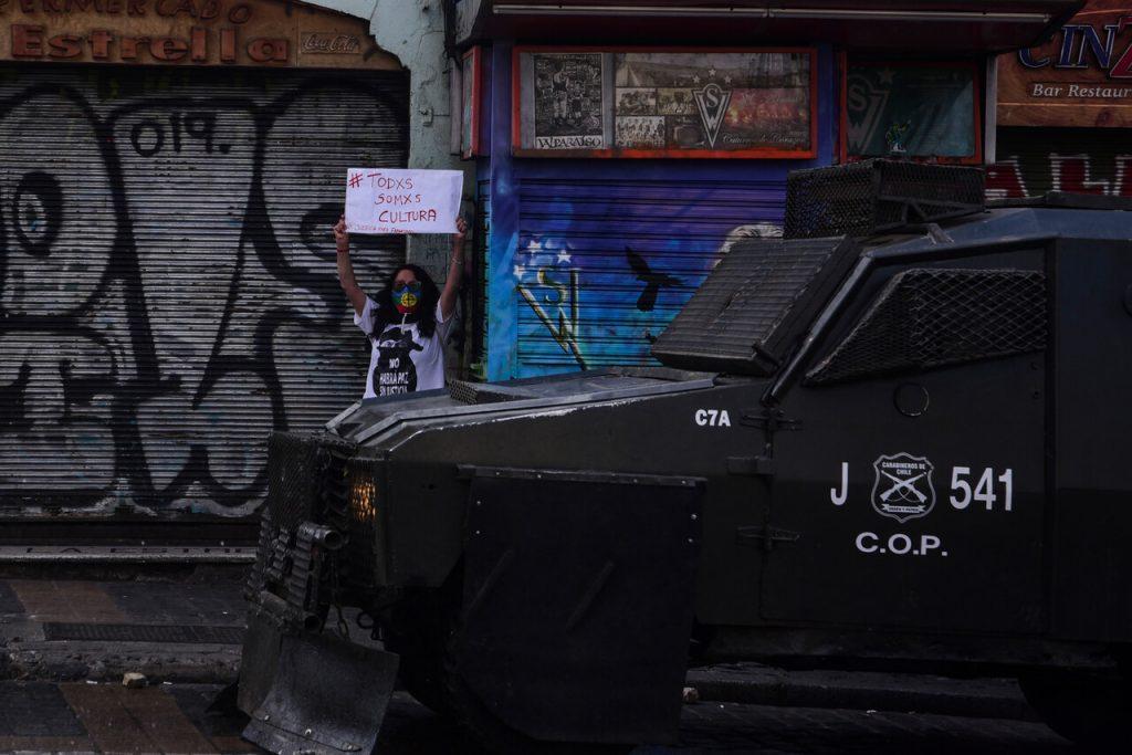 """""""Todo esto en menos de cinco días"""": Diputada Catalina Pérez hace recuento de muertes ligadas a Carabineros"""