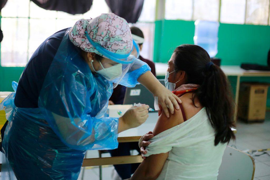 Calendario de vacunación: ¿Quiénes recibirán las dosis esta semana del 22 al 25 de febrero?
