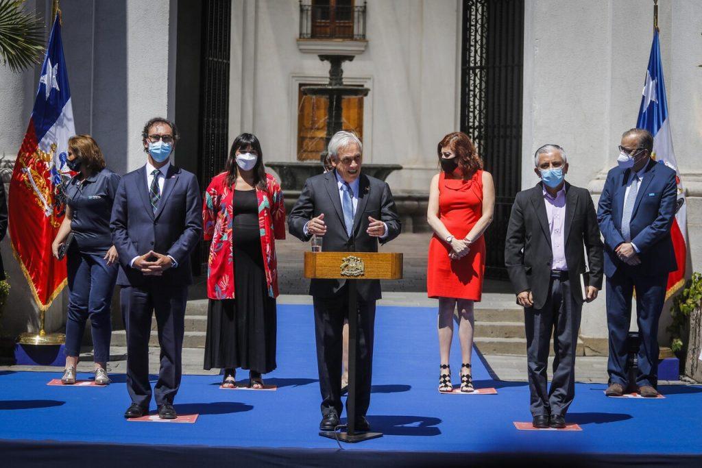 """Piñera por retorno a clases: """"Será voluntario, gradual, flexible y seguro"""""""