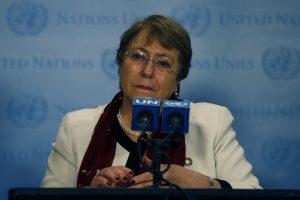Bachelet denuncia deterioro de la situación en Nicaragua de cara a elecciones