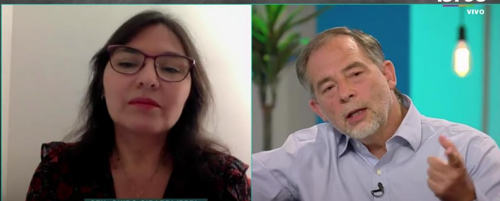 """Alejandra Matus pone en jaque a Girardi: """"Entre los mitos que no podrá desmentir están las cenas con candidatos a ministros de Corte Suprema"""""""