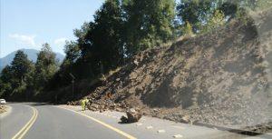 Sismo de mediana intensidad en el sur del país provoca rodados en Panguipulli