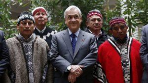 El presidente Piñera y La Araucanía