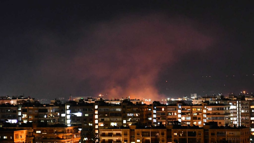 Joe Biden ordena que Estados Unidos bombardee Siria a poco de asumir el mando