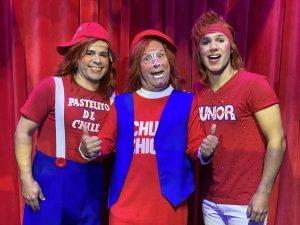 Circo de Pastelito y Tachuela vuelve tras meses de ausencia