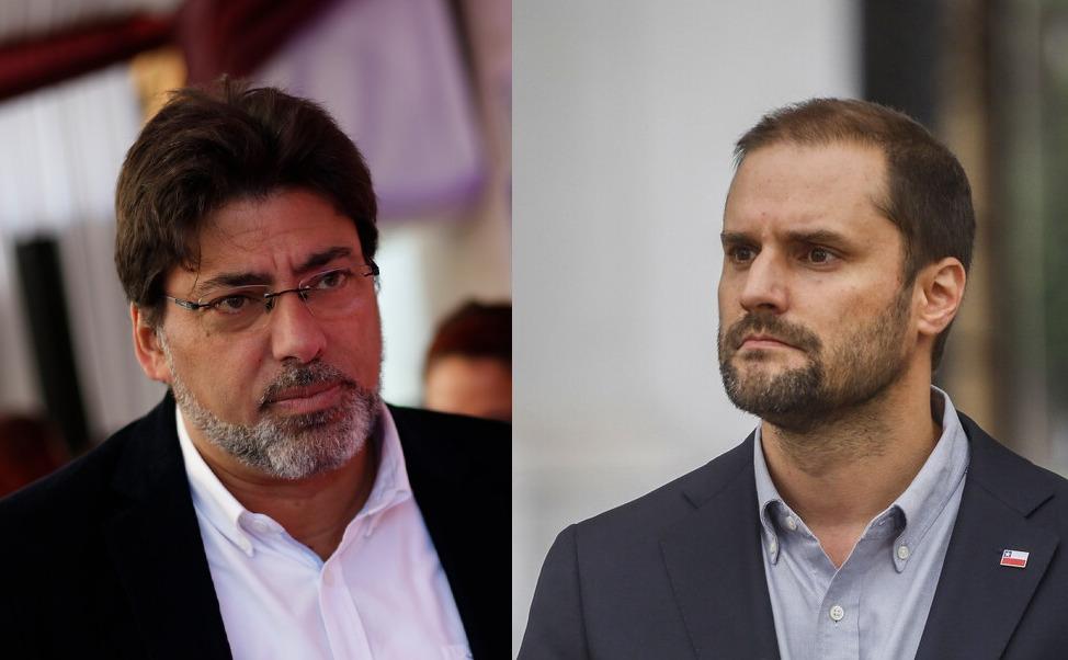 """""""Ministro del odio, perdón, Bellolio"""": Jadue lanza dura crítica contra ministro y fustiga """"acuerdo nacional"""" de Piñera"""