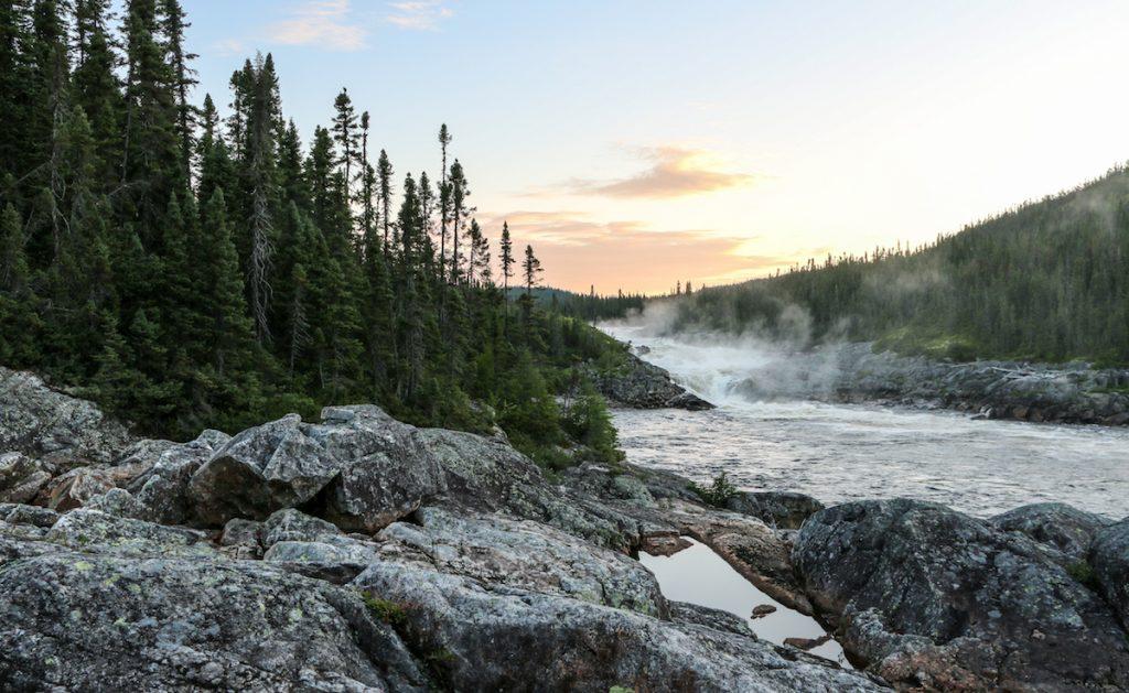 Magpie: Primer río con derechos oficiales y personalidad jurídica en Canadá