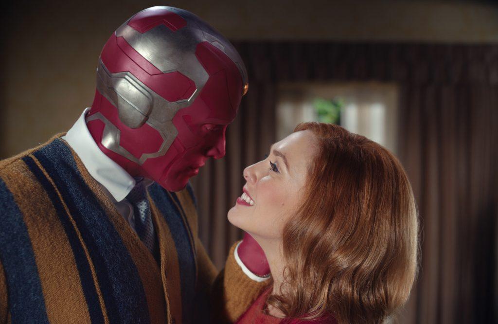 CRÍTICA  WandaVisión, un híbrido entre Avengers y La Hechizada