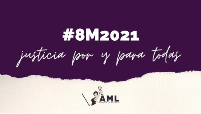 """""""Una justicia con perspectiva de género"""": Mujeres del mundo del derecho se unen en la previa al 8M contra la violencia institucional"""