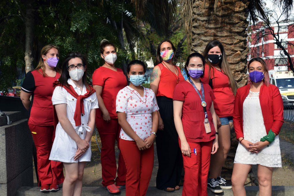 Por las mujeres y disidencias sexuales: Matronas se unen en nueva organización gremial